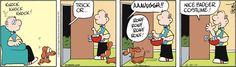 *lol* Happy Halloween! #dachshund #wally #comic
