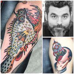 Tattoo @denotattoo Seven Doors UK will be attending