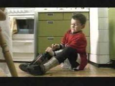 Funny Soccer Kid Commercial