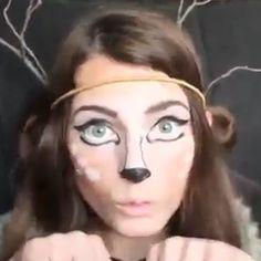 Costume Girls Makeup