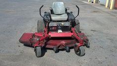 2001 Yazoo Kees Commercial Zero Turn Mower Listing 15315