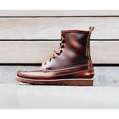 Yuketen 2014 Fall Winter Maine Guide Boots  Yuketen s Main Guide Boot is  perhaps the brand s most recognized silhouette, so it s only fitting 4ec7054c0949