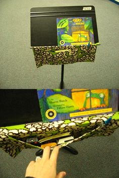 music stand pocket made from scrap fabric. The kids need one of these on each of their stands in the music room. Music Room Organization, Classroom Organization, Classroom Management, Organizing, Music Lesson Plans, Music Lessons, Music Classroom, Classroom Decor, Music Teachers