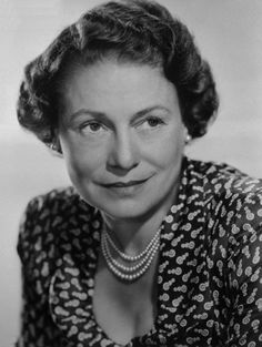 Thelma Ritter (14 February 1902 – 5 February 1969) - American actress