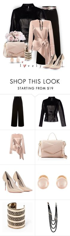 """Jacket ,Coat, Blazer"" by eula-eldridge-tolliver ❤ liked on Polyvore featuring Proenza Schouler, Valentino, Marni, Tory Burch, Sophia Webster, Kenneth Jay Lane, MANGO and Chanel"