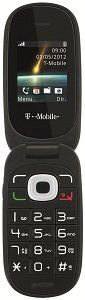 It's not a shock when a prepaid phone doesn't offer much, but the new T-Mobile 665 takes simplicity to an extreme. With a simple flip design and only the basic features, its focus is on what a phone should do. Cell Phone Store, Best Cell Phone, T Mobile Phones, Social Media, Things To Sell, Trends, Simple, Design, Products