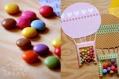 Süße Einladungskarten als Heißluftballons - limango Lieblingsplatz - Der neue Blog von limango.de