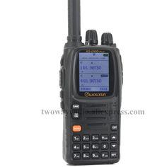 >> Click to Buy << Wouxun KG-UV9D(Plus) Air Band Receive Dual Band Ham Radio Walkie Talkie #Affiliate