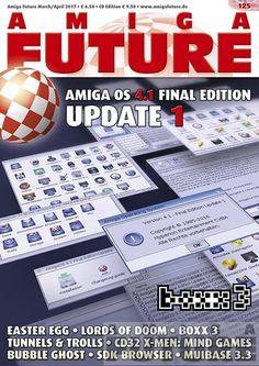 Mind Games, Print Magazine, X Men, Bubbles, Computer Service, March, Future, Magazines, Journals