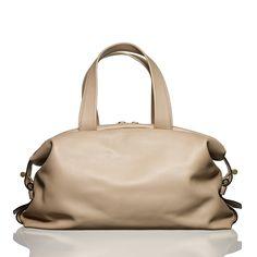 Reed Krakoff Atlas leather shoulder bag.