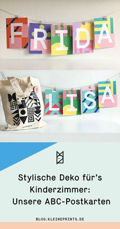 Megaschöne Postkarten zur Kinderzimmerdeko oder auch zum Verschenken - hier stellen wir sie Dir vor! #kinderzimmer #kinderzimmerdeko #kinderzimmerideen Stocking Stuffers, Nursery Ideas For Boys, Gifts For Toddlers, Postcards
