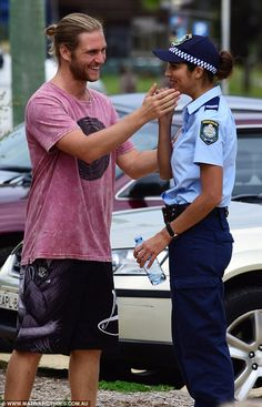 SPOILER ALERT: Pia Miller flirts with co-star on Home And Away set
