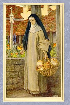 Life in the Middle Ages: Nunnery and Monostary Life In the Middle Ages