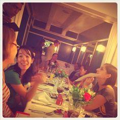 Almoço Dia das Mulheres! 08/03/2013 #movilecampinas #movilebr