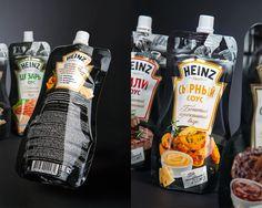TheBestPackaging.ru – Heinz – готовые соусы от UNIQA C.E.
