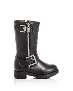 MICHAEL Michael Kors Girls' Dhalia Leah Tall Boots - Walker