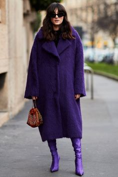 The 1980s is taking over fashion town—with heaps of street style gurus stealing ideas from the decade in order to look on-trend now. See how, here…