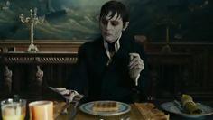 Johnny Depp as Barnabas Collins - Dark Shadows.