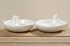 Μπολ λευκό διακοσμητικό πορσελάνη | bombonieres.com.gr Tableware, Kitchen, Dinnerware, Cooking, Tablewares, Kitchens, Dishes, Cuisine, Place Settings