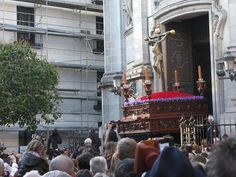 Want to know how the Easter is celebrated in Madrid?