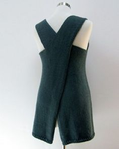 cocoknits - Maude pattern. Could be great for layering in a Queensland winter.
