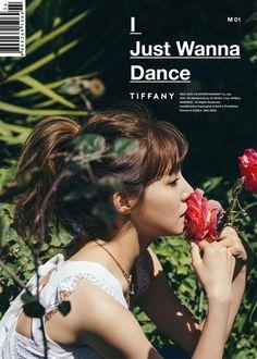 Tiffany《I Just Wanna Dance》概念照