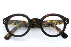 Lesca Prestige メガネ mod-La Corb's col-124 Tortoise | folding | optician | PonMegane