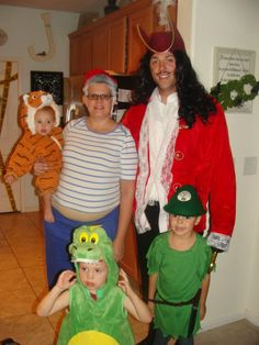 Peter Pan Family Hal