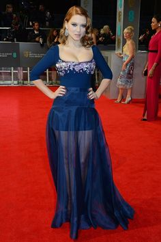 Lea Seydoux - BAFTA's