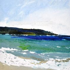 Afternoon Tide Porthmeor | Lucie Bray