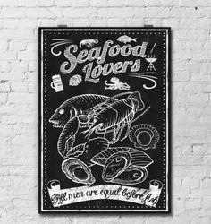 Chalkboard by TimelessMemoryPrints on Etsy Chalkboard Art Kitchen, Italian Street, Menu Boards, Blackboards, Chalk Art, Kitchen Art, Coffee Shop, Art Projects, Typography