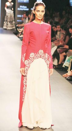 lakme fashion week 2015 winter festive images - Google Search