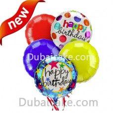 Birthday Foil Balloons Wedding Balloon Shop Delivery