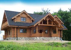 Amazing 58 Best Log Home Exteriors Images In 2014 Log Homes Download Free Architecture Designs Intelgarnamadebymaigaardcom