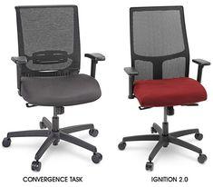 HON<sup>®</sup> Mesh Chairs