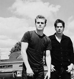 Ver Crónicas Vampíricas (The Vampire Diaries): Primera ...
