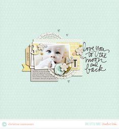 New Release | Luna | One Little Bird Designs