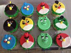 angry bird green