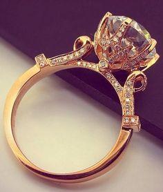 Adorable gorgeous diamond wedding ring