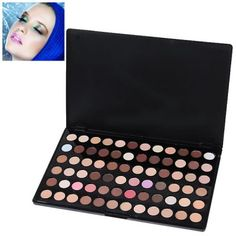 Just US$7.74 + free shipping, buy Professional Cosmetic 72 Colors Eye Shadows Palette with Rectangle Box online shopping at GearBest.com.