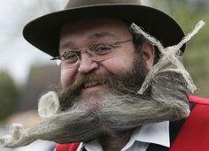 beard sculpture