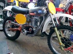 Triumph Tiger, Motocross Bikes, Tiger Cub, Old Bikes, Dirtbikes, Welding Projects, Scrambler, Cars And Motorcycles, Motorbikes