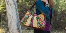 The Sunburst Sling is a great bag to experiment with different combinations of fabric, or to showcase your favorite designer's latest fabric collection! Each step is thoroughly explained and there are included computer drawn illustrations of each of the steps, so you can't go wrong. The pattern includes instructions for installing a zipper closure …