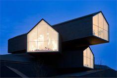VitraHaus - Showroom Home Collection Vitra - Weil am Rhein, Germania - 2010 - Herzog & De Meuron Architekten