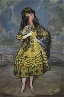 Ignacio Zuloaga y Zabaleta (Spanish, 1870 - 1945)