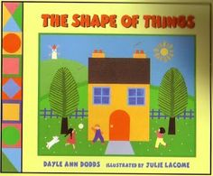 PreK--Preschool Ideas from Noey: Shape of things Great book on shapes all around us. Good project to create their own shape picture.