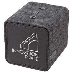 Fortune Fabric Bluetooth Speaker | Minimum order 12, $37.78 - $29.98 ea.