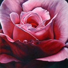Madeleine Wood Valentine Heart 24 x 24
