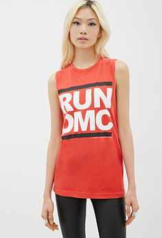 RUN DMC Graphic Tank | FOREVER21 - 2000078972