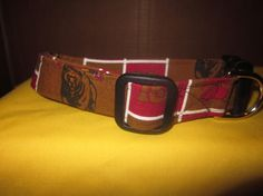 Montana Grizzly Dog Collar